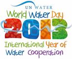 「世界水の日」ポスター
