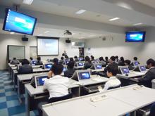 ICT室のオリエンテーション